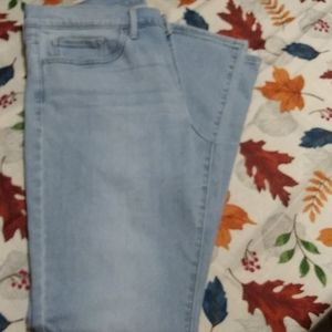 Womens Levi 311 Shaping Skinny Jeans